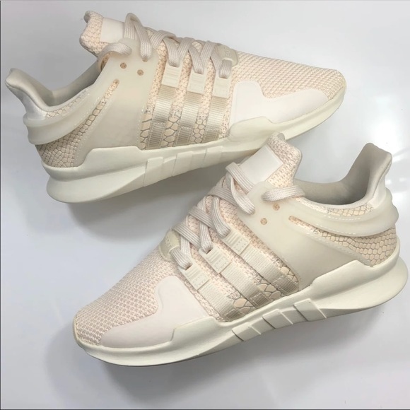 low priced e533a d5674 NEW Mens Adidas EQT Support adv Chalk white